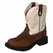 Justin Gypsy Collection - Women's Barnyard Brown Cowhide - 6