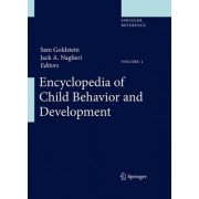 Encyclopedia of Child Behavior and Development by Sam Goldstein