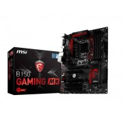 Micro-Star International Msi B150 Gaming M3 Socket Lga 1151 Dvi-D Hdmi 7.1-Channel Hd Audio Atx