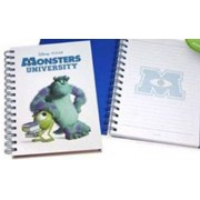 "Cahier ""Monsters University"" - Merchandising Dysney-Pixar® Du Film ""Monstres Academy"","
