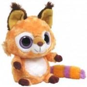 Doudou Yoohoo And Friends Iberian Lynx Renard Marron Jaune Blanc Naissance Peluche Éveil Enfant Comfort Blanket Comforter Soft Toys