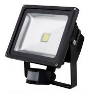 LED Reflektor s pohybovým snímačom, 220V, 30W