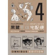Kurosagi Corpse Delivery Service, the: Book Four Omnibus: Book 4 by Eiji Otsuka