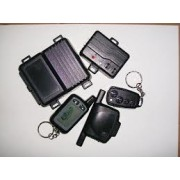 Alarma auto Discovery cu pager AS5002