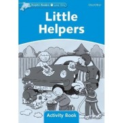 Dolphin Readers Level 1: Little Helpers Activity Book by Craig Wright