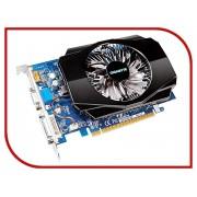 Видеокарта GigaByte GeForce GT 730 700Mhz PCI-E 2.0 2048Mb 1600Mhz 128 bit DVI HDMI HDCP GV-N730-2GI