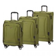 Hardware O Zone Trolley Set 3-teilig 4 Rollen O Zone Green Blue