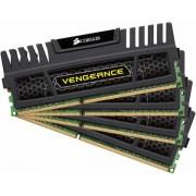 Memorii Corsair Vengeance DDR3, 4x8GB, 1600MHz