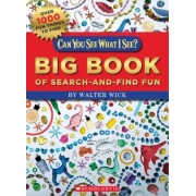Can You See What I See? Big Book of Search-And-Find Fun, Paperback