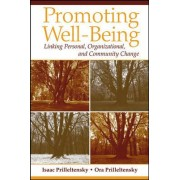 Promoting Well-being by Isaac Prilleltensky
