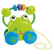 Fisher-Price W3150 Pull-Along Froggire