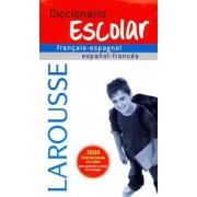 Diccionario escolar francais-espagnol espanol-frances / School Dictionary Spanish-French French-Spanish