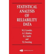 Statistical Analysis of Reliability Data by M. J. Crowder