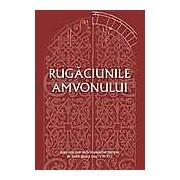 Rugaciunile amvonului dupa cele mai vechi manuscrise liturgice de limba greaca (sec. VIII-XII)