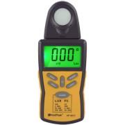 HOLDPEAK 881C Digitális fénymérő 1-200000Lux adattartás hord táska.