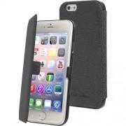 Husa Agenda Made in Paris Negru APPLE iPhone 6, iPhone 6S Muvit