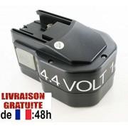 Batería portátil para AEG E-force ® BSB 14 STX-Port 0 neuve. Euro. Batería de larga duración