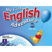 My First English Adventure. Smarter. Pupil's Book