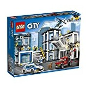"LEGO 60141 ""Police Station"" Building Toy"