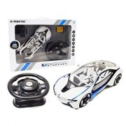 BMW i8 1:14 Licensed Concept Car 2.4 GHz 4 Channel Steering Wheel TRI Band Full Function Radio Remote Control RC Car
