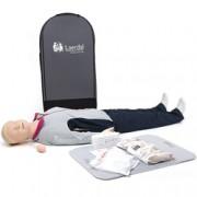 manichino resusci anne base first aid corpo intero con trolley - senza