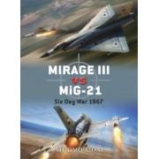 Mirage III Vs Mig-21 by Shlomo Aloni
