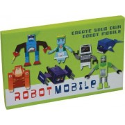 Make Your Own Robots Mobile Kit by Cico Books