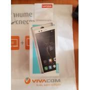 Lenovo Vibe K5 Note DUAL SIM 3GB RAM, 32GB памет Silver
