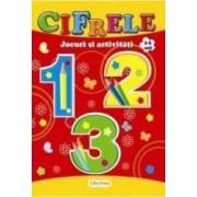 Cifrele 3-5 ani - Jocuri si activitati