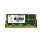 4GB G.SKILL F3-10666CL9S-4GBSQ SO DDR3