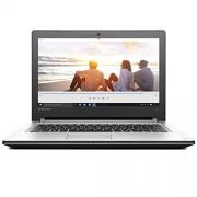 Lenovo Ideapad 300-15ISK 80Q700UVIH 15.6-inch Laptop (Core i5-6200U/4GB/1TB/DOS/Integrated Graphics), Silver