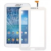 Displayglas & touchscreen till Samsung Galaxy Tab 3 7.0 - Vit