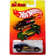 Hot Wheels Plymouth Arrow Funny Car (Blue) * The Hot Ones * 1:64 Scale Die-cast Racer by Mattel
