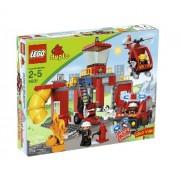LEGO DUPLO Fire Station - juegos de construcción (Multi)
