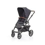 Salsa 4 carrinho de passeio para bebés silver-cloud - ABCDesign