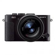 """Sony DSC-RX1 Cámara compacta de 24.3 Mp (pantalla de 3"""", ISO 100-25600, F2.0, 35 mm, Full HD), color negro"""