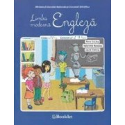 Engleza - Clasa a 4-a - Semestrul 2 + CD - Elena Sticlea Valentina Barabas
