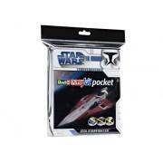 Revell 06731 - easykit Set Star Wars, Jedi Starfighter