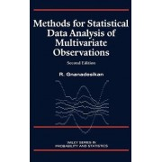 Methods for Statistical Data Analysis of Multivariate Observations by Ram Gnanadesikan