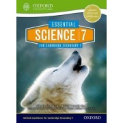 Essential Science for Cambridge Secondary 1 Stage 7 by Darren Forbes