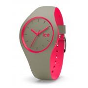Ice-Watch DUO IW000360 Khaki Pink Small horloge
