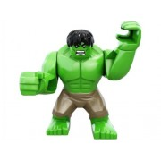 Lego Marvel Super Heroes Incredible Hulk Avengers MiniFigure