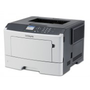 Imprimanta laser mono Lexmark MS415DN, A4, 38 ppm, 1200X1200 dpi, Memorie: 128 MB, Procesor: 800 MHz, Duplex, USB