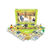 Late For The Sky Childrens Board Games Zoo Opoly