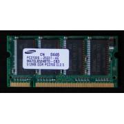 Samsung M470L6524BTO-CB3 - Mémoire - 512 Mo - DDR - SDRAM - PC2700