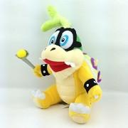 Iggy Koopa Super Mario Bros Character Plush Toy Hop Koopalings Bowser Figure 6 by Barton Sales Limited
