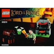 Game / Play Lego Lord Of The Rings Frodos Cooking Corner (30210), Contains 33 Pcs In A Poly Bag,Hobbit Home Toy / Child / Kid