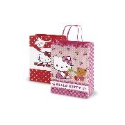 Hello Kitty díszzacskó közepes
