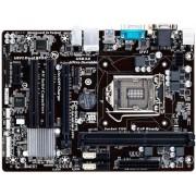 Placa de baza GIGABYTE H81M-S2PV, Intel H81, LGA 1150