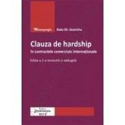 Clauza de hardship in contracte comerciale internationale. Editia a 2-a